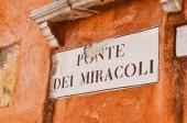 Campo dei Miracoli Venedig — Stockfoto