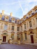 Retro look Hotel de Sully Paris — Stock Photo