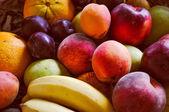 Retro look Fruit food — Stock Photo