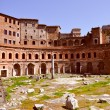 Trajan's Market, Rome — Stock Photo #55193047