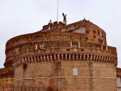 Castel Sant'Angelo, Rome — Stock Photo