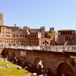 Trajan's Market, Rome — Stock Photo #55628351