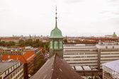 Retro look Copenhagen Denmark — Foto de Stock