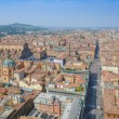 Aerial view of Bologna — Stock Photo #56331089