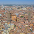 Aerial view of Bologna — Stock Photo #56456431