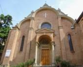 San Giovanni church in Bologna — ストック写真