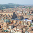 Aerial view of Bologna — Stock Photo #56693447