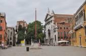Tourists visiting Venice — Foto de Stock