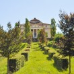 Villa La Rotonda — Stock Photo #57845499