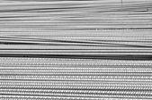 Reinforcement steel — Stock Photo