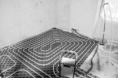 Radiant heating and cooling — Stock Photo