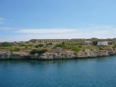 View of Mahon Minorca — Fotografia Stock