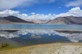Pangong Lake, Ladakh, India — Stock Photo