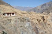 Lamayuru village in Ladakh — Stock Photo
