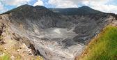 Tangkuban Parahu Volcano — Stock Photo