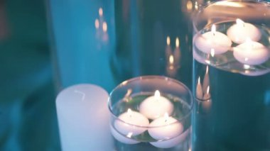 Candle Lighting — Stock Video