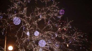 圣诞城 — 图库视频影像
