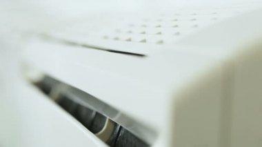 Air conditioner parts — Stock Video
