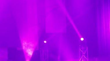 Light rays device — Stock Video