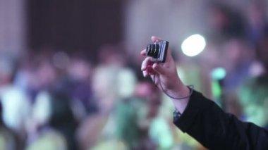 Střelecký koncert — Stock video