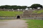 Amphitheatre of Pompeii — Stock Photo