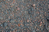 Background of the volcanic rock — Stock Photo