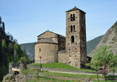 Sant Joan de Caselles church — Stock Photo