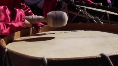 Drums — Stock Video