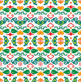 Tatar seamless pattern — Stock Vector