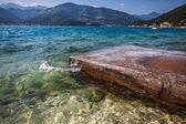 Tivat záliv — Stock fotografie