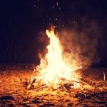 Bonfire — Stock Photo #62857879