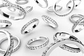 The rings — Stock Photo
