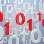 Binary code — Stock Photo #71216203
