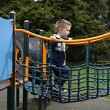 Boy on a playground — Stock Photo #53527477