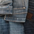 Jeans background — Stock Photo #54147551