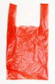 Plastic bag — Stock Photo