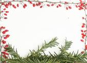 Holidays decoration elements — Stock Photo