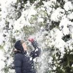 Happy winter time — Stock Photo #64396655