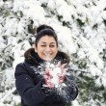 Happy winter time — Stock Photo #64396725