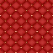 Seamless dark red velvet background — Stock Vector
