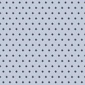 Seamless perforated metal pattern — Stok Vektör