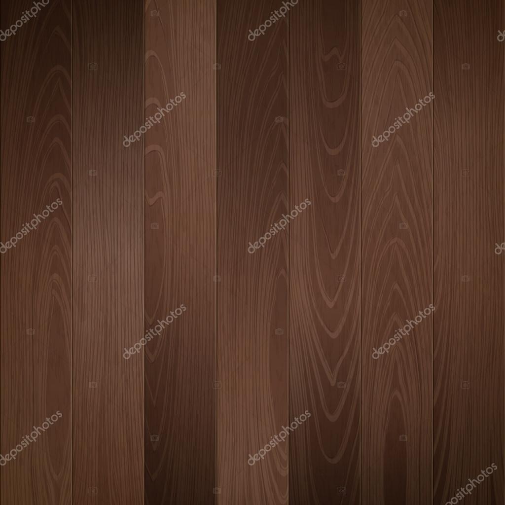 Sfondo vettoriale texture legno scuro — Vettoriali Stock © rea ...