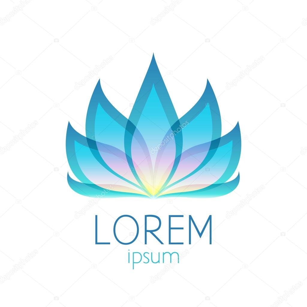 Lotus Flower Logo Design Senchouinfo