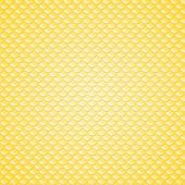 Squama fish snake lizard scales seamless background. — Stock Vector