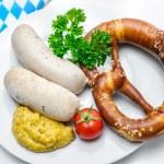 Постер, плакат: Bavarian meal