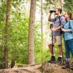 Hiking couple — Stock Photo #52342269