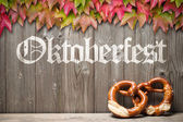 Background for Oktoberfest — Stock Photo
