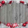 Chrismas background — Stock Photo #56228823