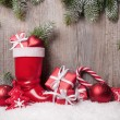 Chrismas background — Stock Photo #56228973