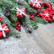 Christmas background — Stock Photo #56921165